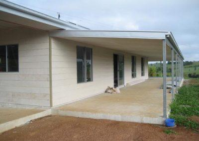 Peters Close 09 steel frame homes qld