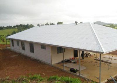 Peters Close 10 steel frame homes qld