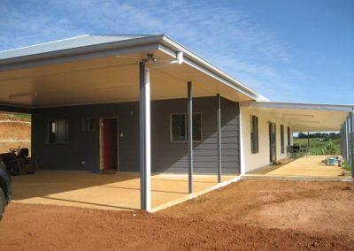 Peters Close 11 steel frame homes qld