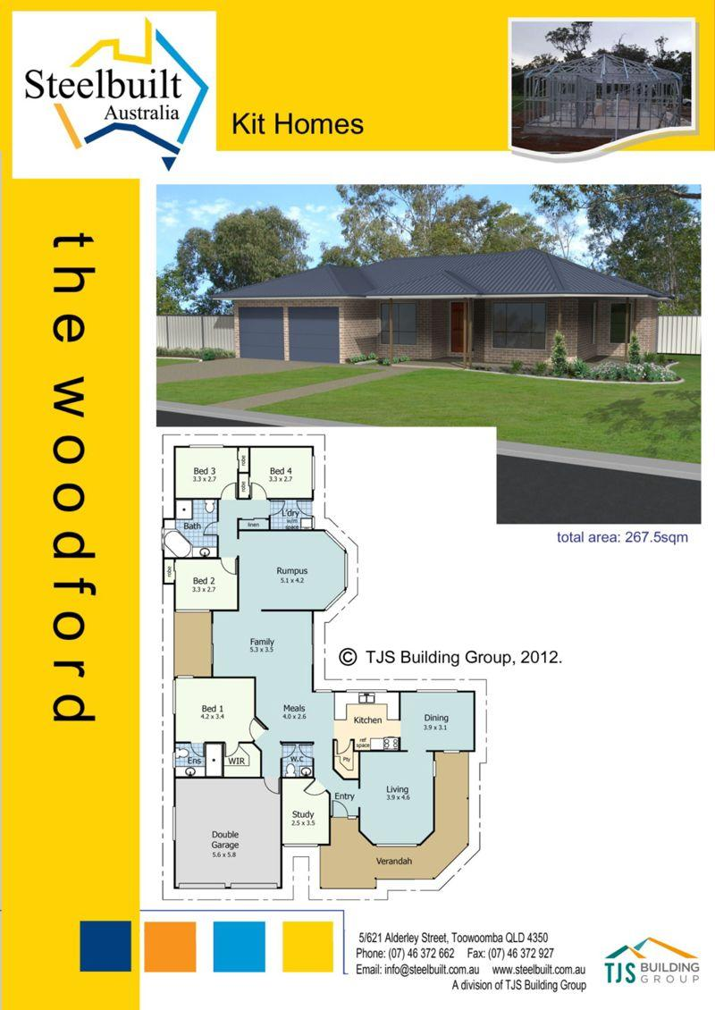 Affordable Steel Kit Homes Northern Nsw Western Qld