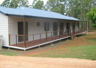 kit homes qld 1942 style back