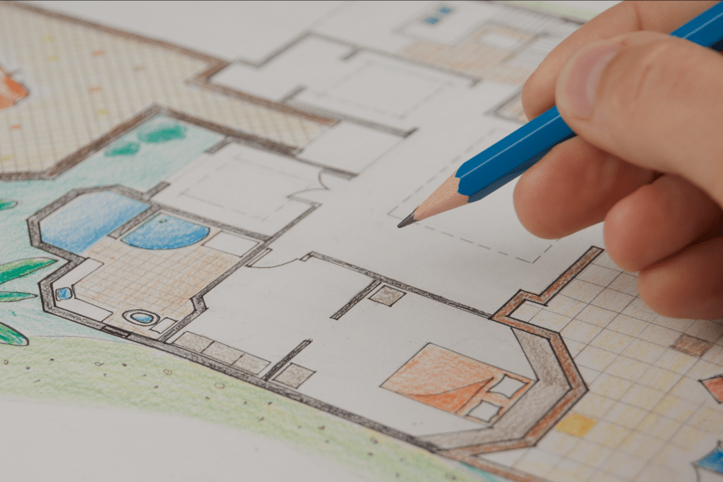 Kitchen size - Custom Steel kit homes design qld