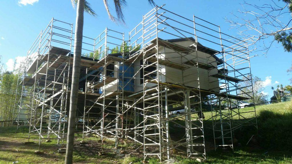 Steelbuilt Raised Homes and House in QLD