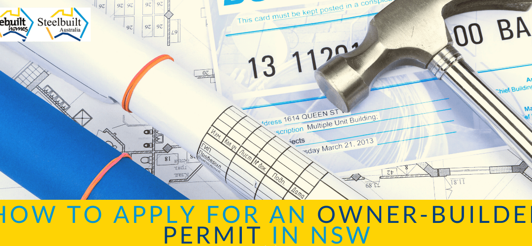 How to Apply for an Owner-Builder Permit in NSW