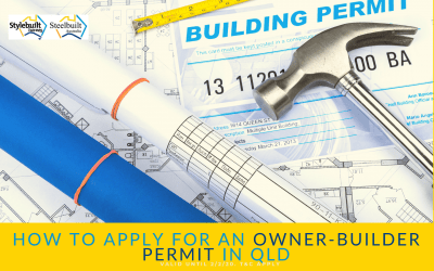 How to apply for an owner-builder's permit in Queensland