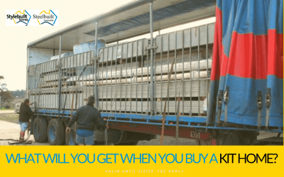 What Will You Get When You Buy a Kit Home?