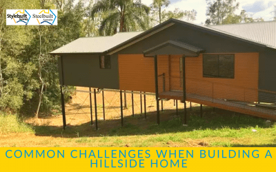 Common Challenges When Building a Hillside Home