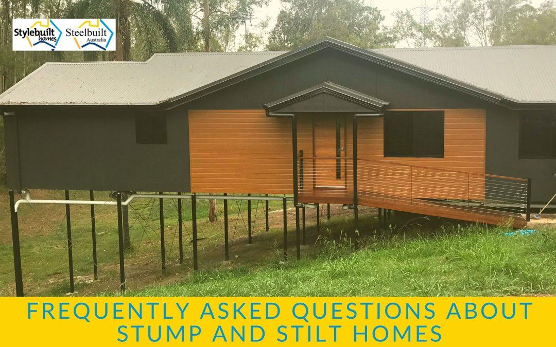 Frequently Asked Questions About Stump and Stilt Homes